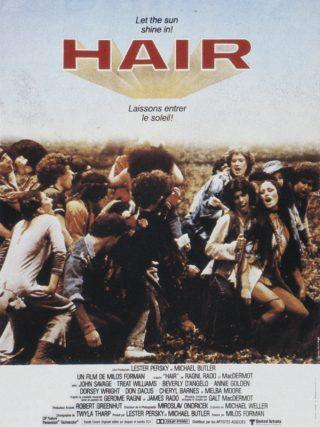 Hair (droits échus)