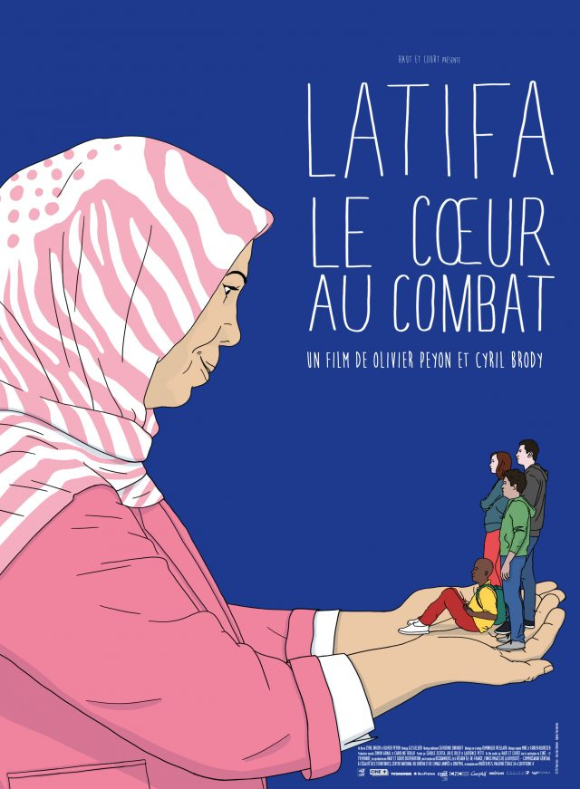 Latifa: a fighting heart