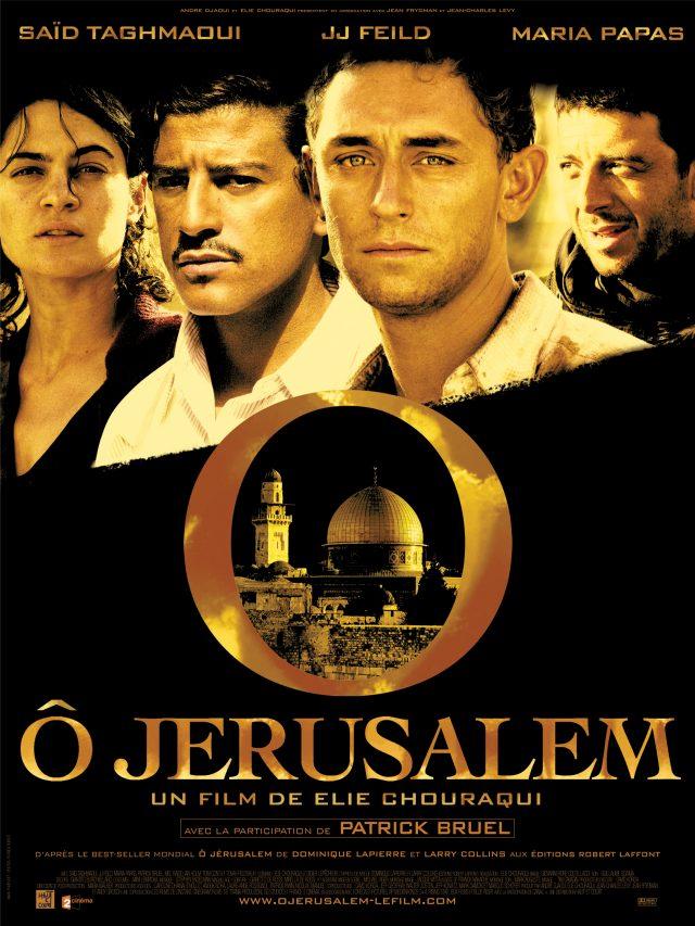 O Jérusalem (droits échus)