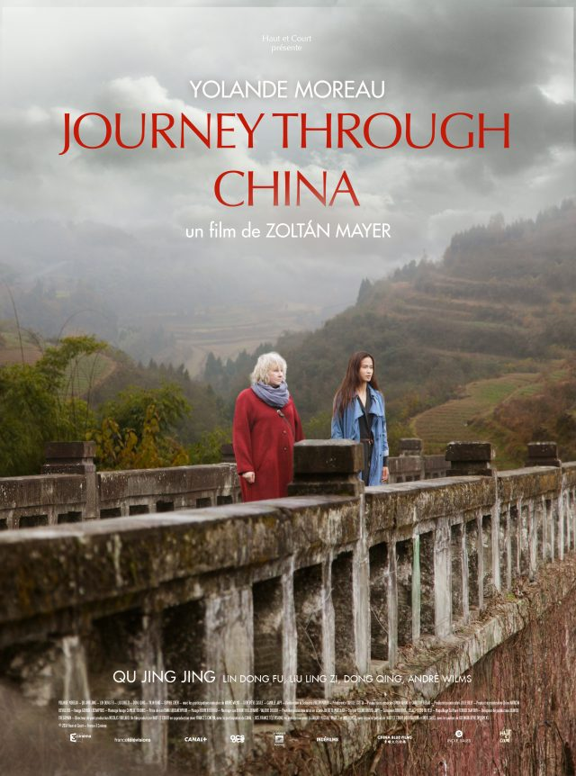 Journey through China